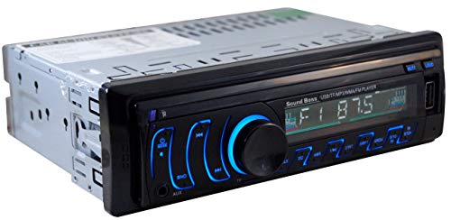 Sound Boss sb-16 Car Stereo with FM and USB