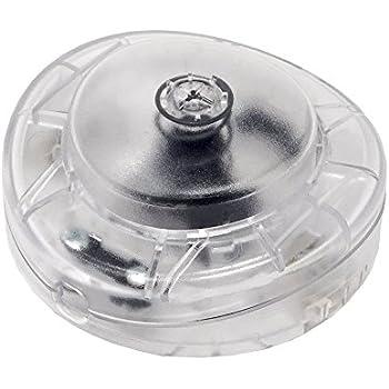 Kopp 191310089/C/âble interm/édiaire Interrupteur unipolaire 250/V 2/A Transparent