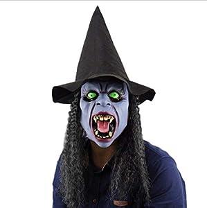 Máscara de Halloween Horrible Cabeza