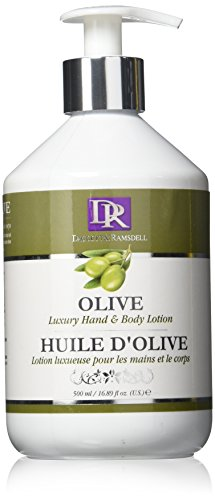 Dr Hand and Lotion pour le corps Olive 500 ml