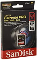 CARTE SDXC EXT.PRO 128GB 95MB