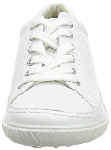 Gabor  Amulet, Sneakers Basses femme Blanc - White (White Leather)