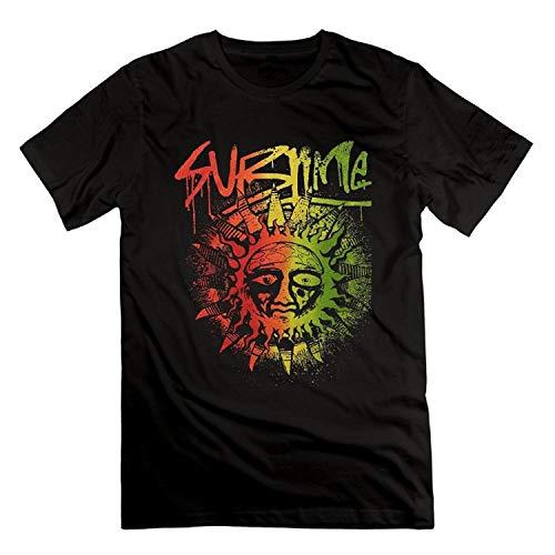 Men's Sublime Sun 100% Cotton Short Sleeve T-Shirt