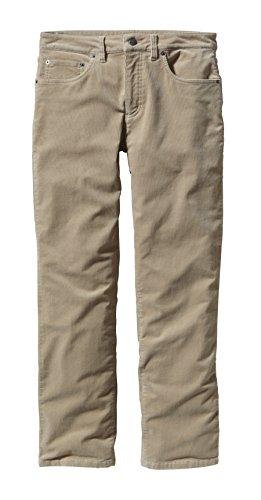 Patagonia - Pantaloni Patagonia Men's Straight Cord Pants - col. EL CAP KHAKI - 34, EL CAP KHAKI