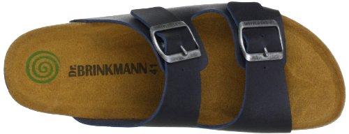 Dr. Brinkmann 600275, Sandali uomo Blu (Blau (ozean 5))
