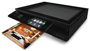 HP Envy 120 eAll-in-One Tintenstrahl Multifunktionsdrucker (A4, Drucker, Scanner, Kopierer, Wlan, USB, 4800x1200)