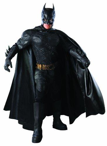 Batman Collectors Edition Costume Adult X-LARGE - Batman Adult Collector Kostüm