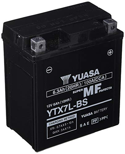 Yuasa ytx7l-bs (WC) batteria senza manutenzione