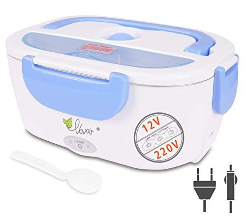 Fiambrera eléctrica comida térmico Lunch Box Fiambreras