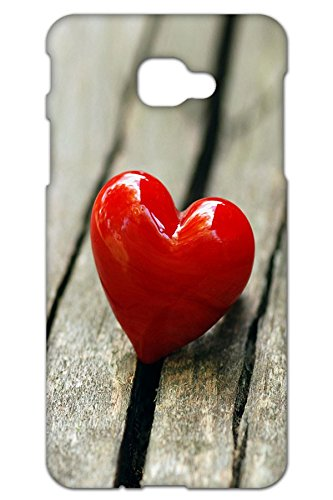 Amore Samsung galaxy on 5 (2016) Valentine Heart Back Cover Hard Printed Case Matte Finish