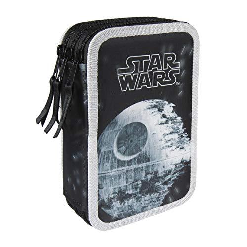 Star Wars Plumier,, 19 cm (Artesanía Cerdá CD-27-0223)