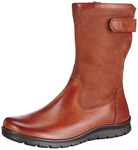 ECCO Babett Boot, Donna Marrone(Mahogany/Mink 56765)