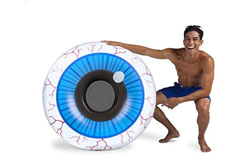 BigMouth Inc – Flotador Hinchable Globo Del Ojo Gigante – Inflable Colchoneta Piscina Playa