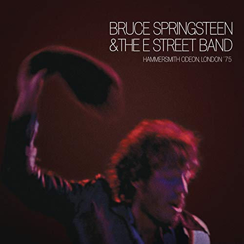 Live In Dublin by Bruce Springsteen with the Sessions Band