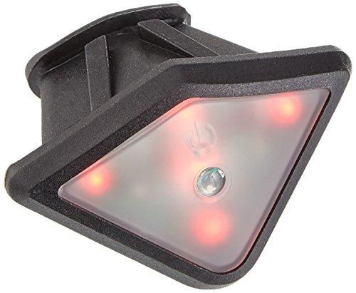 Alpina Unisex- Erwachsene Helmlicht Plug In Light Fahrradhelmzubehör, transparent, One Size -