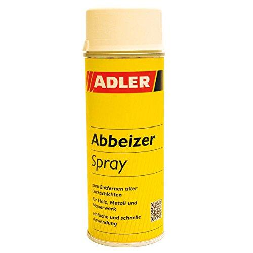 ADLER Abbeizer Spray - Lackentferner 400ml
