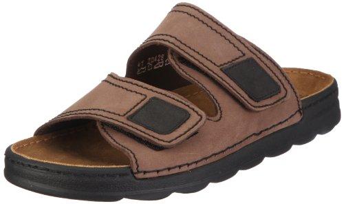 FRETZ men Basel 3050.0314.4, Chaussures homme Marron - Braun (4 dunkelbraun)
