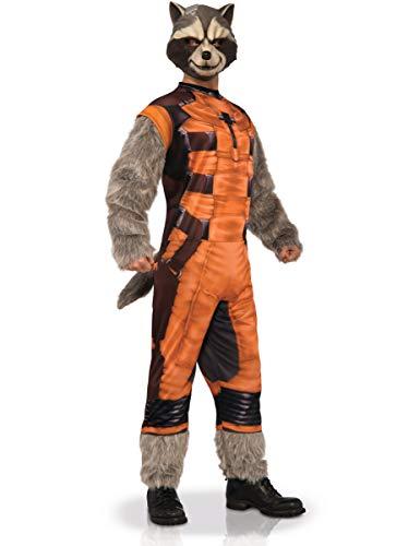 Kostüm Rocket Raccoon - Guardiens of The Galaxy M / - Rocket Raccoon Kostüm
