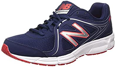 New Balance M390CN2, Men's Running Shoes, Navy/White, 12
