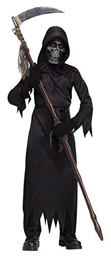 Big Boys' Black Werewolf Costume Large (12-14) by Fun - Werewolf Boy Kostüm