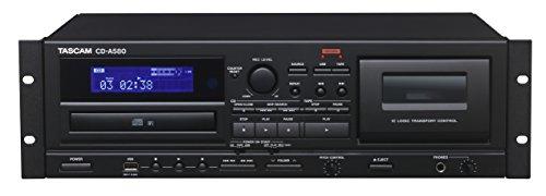 Tascam CD-A580 cassette, USB et ...