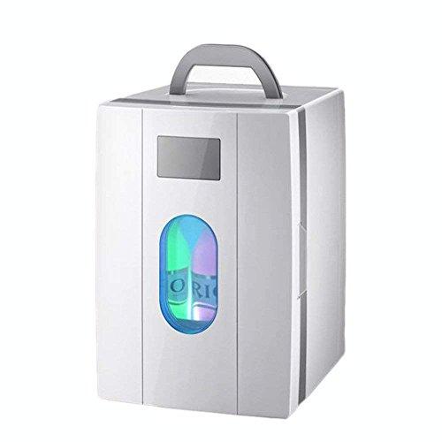Nombre: caja refrigerada de insulina  Parámetros y especificaciones:  Dimensión interna de la refrigeración: 18x16.5x28cm (7.09x6.5x11.02inch)  Dimensión exterior de refrigeración: 23x26x33cm (9.06x10.24x12.99inch)  Material: ABS  Potencia: 48W  Capa...