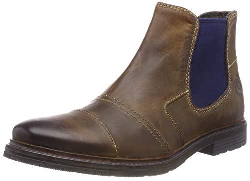 Bugatti Herren 321622353200 Klassische Stiefel, Braun (Cognac 6300), 45 EU