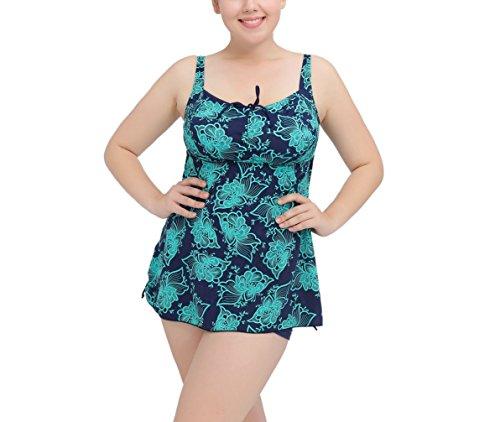 shangrui-damen-gedruckter-sling-bikini-rock-plus-size-badeanzug-ein-2er-setgrunxxxl