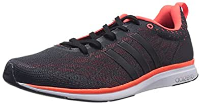 adidas Adizero Feather 4, Mens Running Shoes, Black (Core