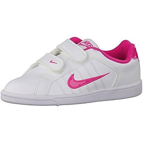 Nike Court Tradition 2 Plus (Psv), Zapatillas de Tenis Para Niñas