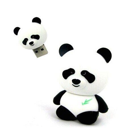 32GB 2.0 USB Memory Stick Speicherstick Data Speicher Lieblich Panda Cartoon Aussehen