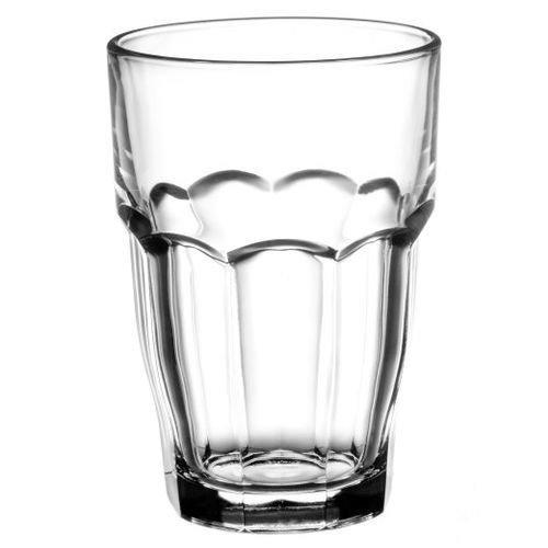 Bormioli Set aus 4 Gläsern, 37 cl, Made in Italy Dof Rock Bar Dof Gläser Set