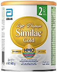 Similac Gold 2 HMO  Follow-On Formula Milk For 6-12 Months, 400g