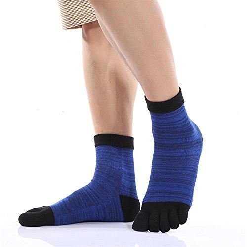 men-five-toe-socks-pinstripe-health-care-fashion-sweat-sock-winter-autumn-casual-cotton-deodorant-me