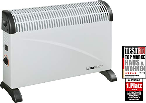 Clatronic KH 3077 - Convector termostato regulable