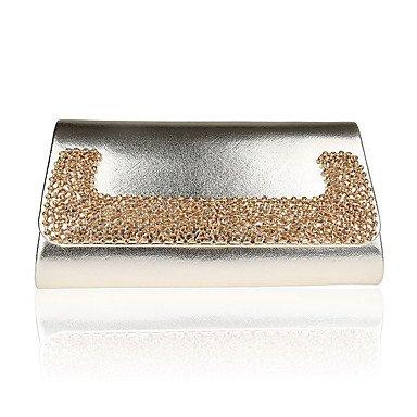 pwne L. In West Frauen'S Lässige Mode Handtaschen Bankettabendessen Tasche Gold