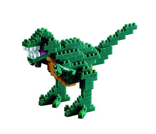 Brixies- TIRANOSAURIOS Rex, (Schäfer Toy Company GmbH BX200.090)