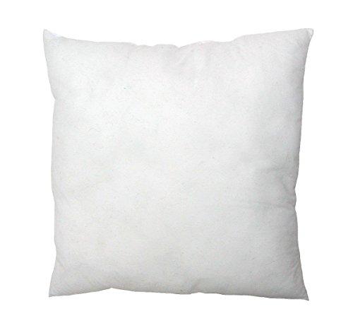 Preisvergleich Produktbild Inlet Kissen aus Polyestervlies weiß, 30 Grad waschbar, Kissenfüllung, ca. 45 x 45 cm