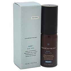 Skinceuticals AOX+ Eye Gel Triple Antioxidant Treatment Gel 0.5 Fluid Ounce