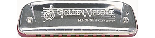 Mundharmonika HOHNER Thunderbird Marine Band Blues (542/20A) Golden Melody (Nota La) (20Voces)