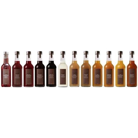 [Tipos de productos b?sicos explican Por favor, compruebe] Alan Miglia (Milliat Alain) N?ctar jugo (330 ml cada una) 12 especies establecidas (de su