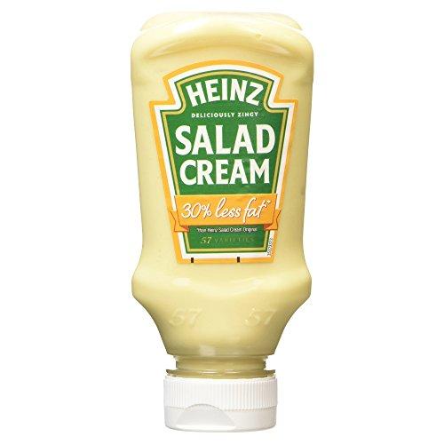 Heinz Light Salad Cream, 230g Test