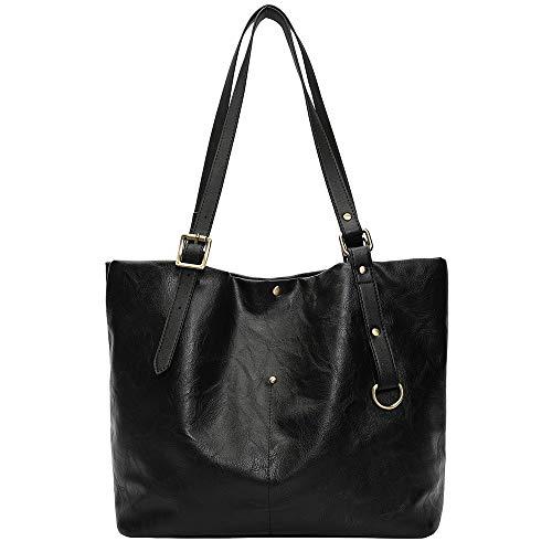 Feixiang borsa borse donna elegante spalla per borsa da donna in pelle morbida moda retrò borsa a mano borse a tracolla borse tote