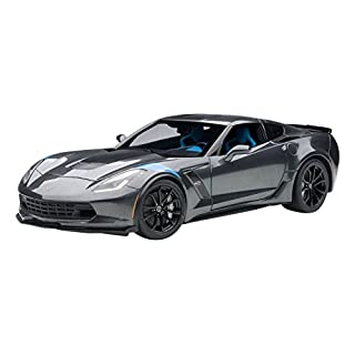 AUTOart Car Collectible, 71272, Grey/Black/Blue