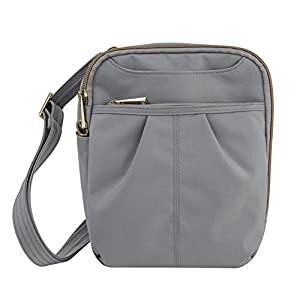 Travelon Diebstahlschutz Signature Slim Day Bag