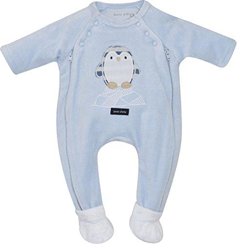 81b9c9971c648 Sucre D Orge - sleepwear - Masculin - 1 - pyjama garcon velours - Taille