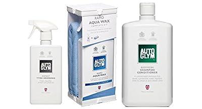 Autoglym Aqua Wax Kit