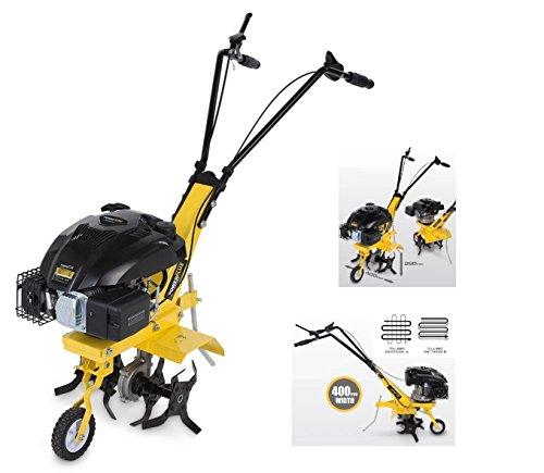 Motorhacke Bodenfräse Motorhackfräse Kultivator Pflug 140 ccm 2200 Watt