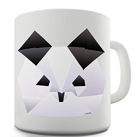Origami Panda Tasse en céramique