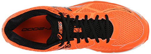 Asics gt-2000 3 scarpe da corsa Hot Orange / Silver / Black